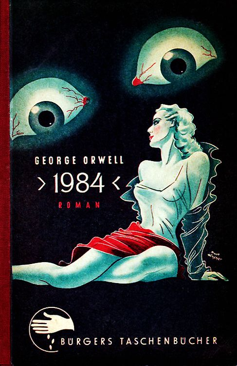 george orwell s nineteen eighty four a society George orwell's nineteen eighty-four presents a negative utopian picture, a society ruled by rigid totalitarianism the government which orwell creates in his novel is ruled by an entity.