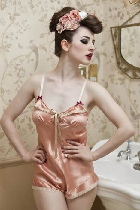 40 best images about Vintage style lingerie on Pinterest ...