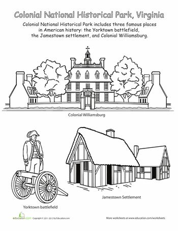17 best images about abeka geography 1 on pinterest for Colonial coloring pages