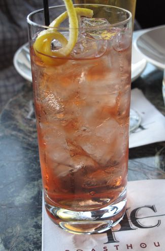 Sazerac - the New Orleans house cocktail (ps... herbsaint can also be ...