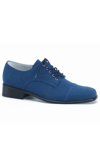 Elvis Blue Suede Shoes