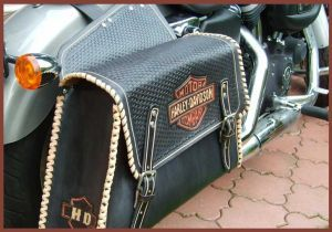 Harley brašna