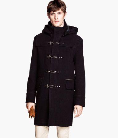 25  beste ideeën over Mens duffle coat op Pinterest - Duffel ...