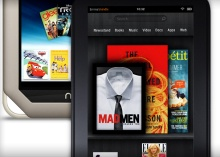 Nook App on Kindle Fire: Use this workaround to download the Nook app (and other third-party apps) on your Kindle Fire. Read this blog post by Sharon Vaknin on How To.