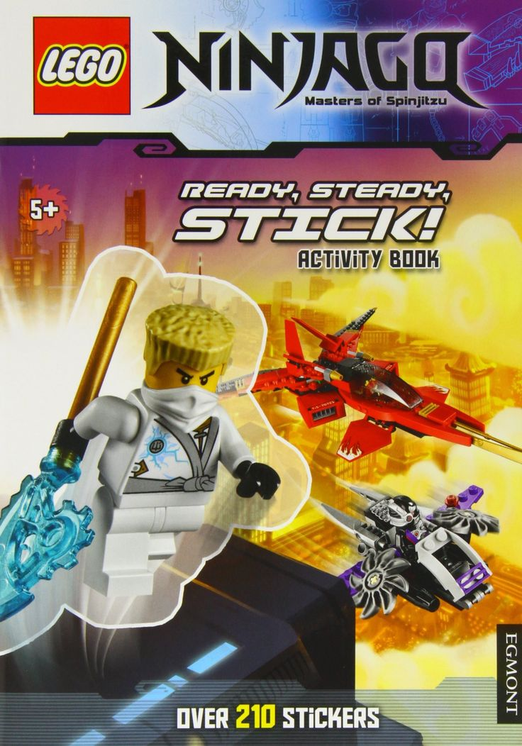 Lego Ninjago: Ready steady Stick
