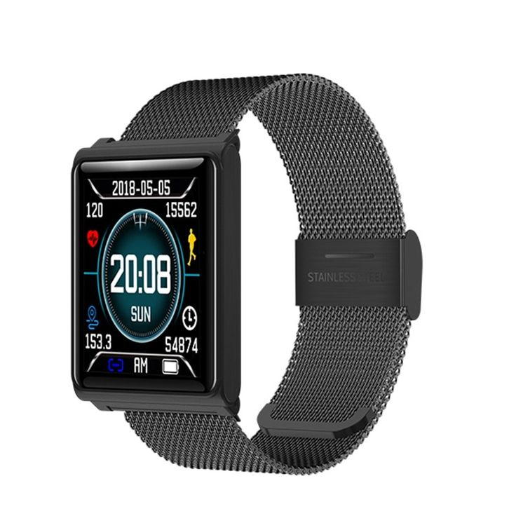 $32.82 | GIMTO Fashion Men Smart Watch Bluetooth IOS Iphone Android Smart Device Touch Screen Digital Sport Watch Waterproof Health Clock