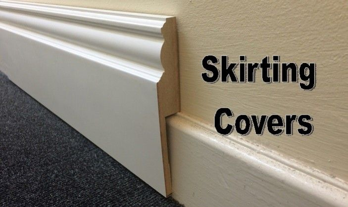 If you are renovating or redecorating a room and thinking about changing your skirting boards, you might want to consider our range of skirting covers...