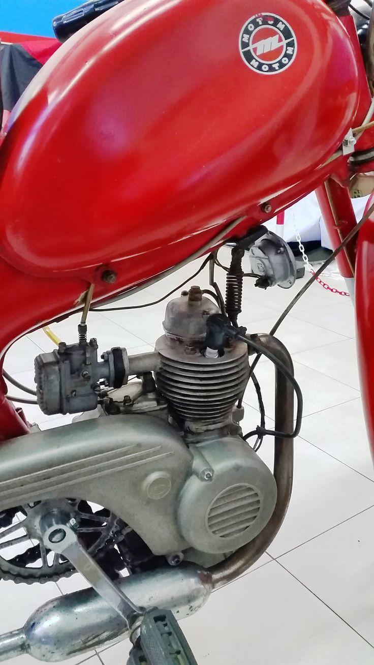 Motom 48 motore - Motor bike service