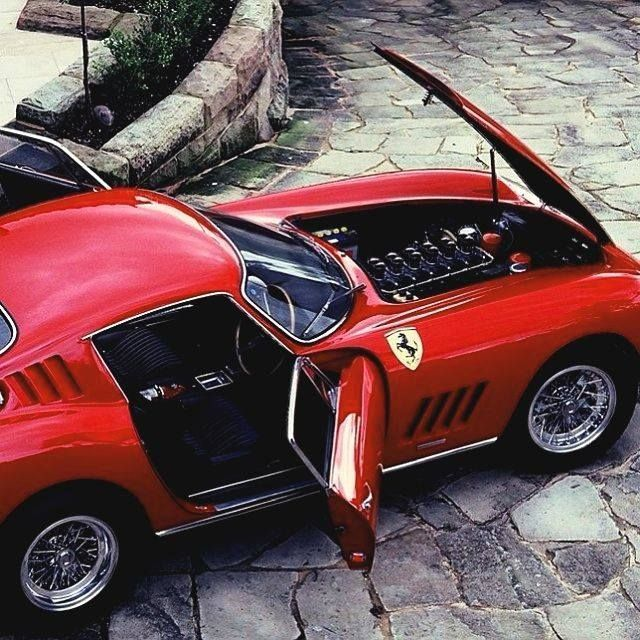 1962 Ferrari 250 GTO Maintenance/restoration of old/vintage vehicles: the material for new cogs/casters/gears/pads could be cast polyamide which I (Cast polyamide) can produce. My contact: tatjana.alic@windowslive.com
