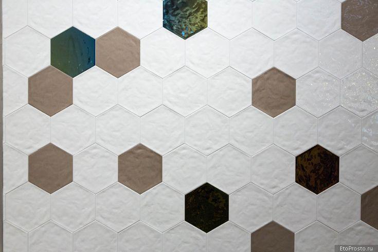Шестиугольная плитка Peronda
