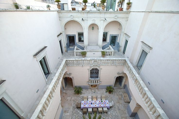 Lie-back in an 18th century Luxury Palazzo, Italy