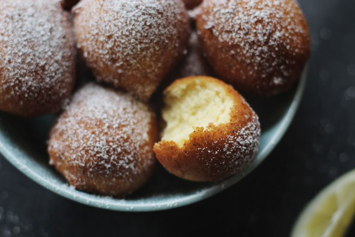 A CUP OF JO: The Best Homemade Doughnuts You'll Ever Have