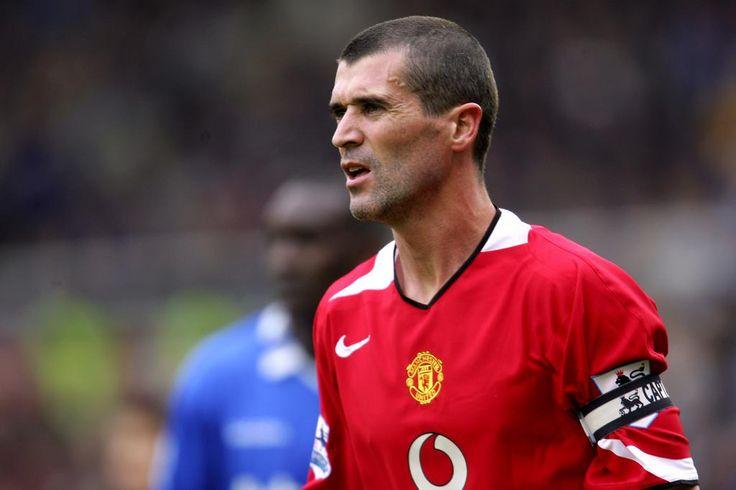 Roy Keane. Legend among men.