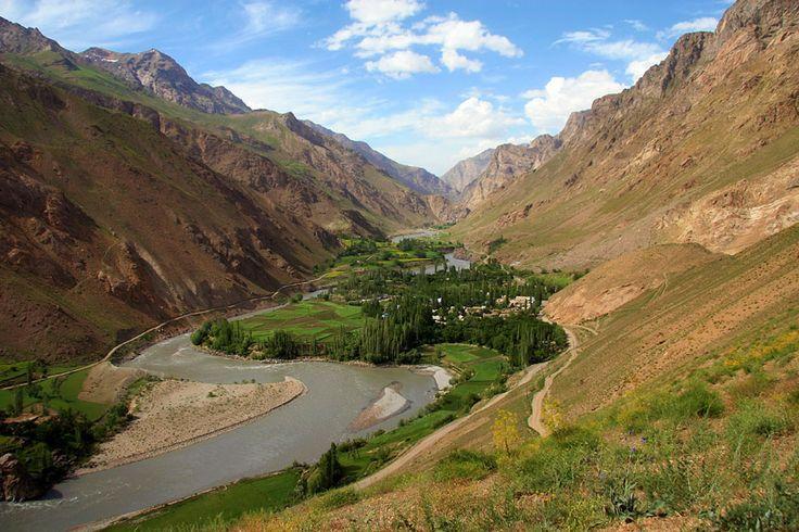 pamir mountains silk road - photo #1