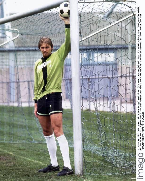04 09 1976 Borussia Moenchengladbach Aufn Borussia Monchengladbach Wolfgang Kneib Steht I Borussia Monchengladbach Vfl Borussia Vfl Borussia Monchengladbach