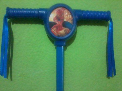 Patinete Infantil 3 Rodas Homem Aranha Mickey- Fret16