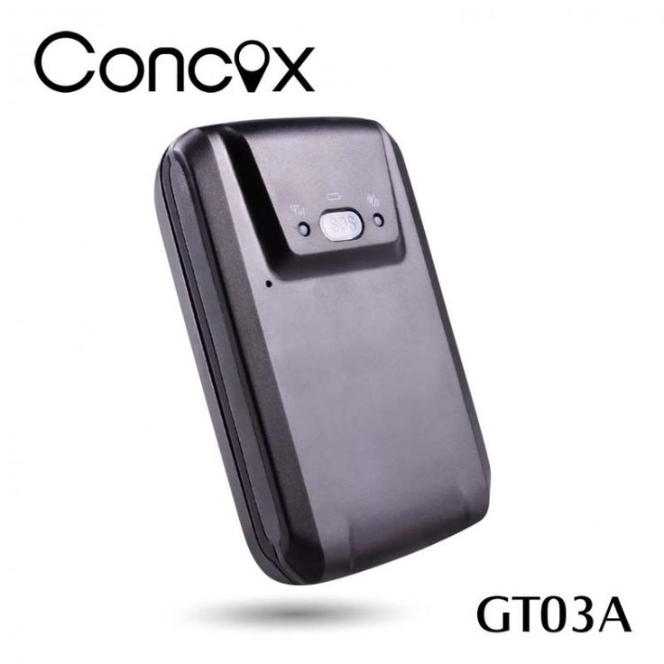 Concox GT03A Magnetic Battery Powered GPS Tracking Device