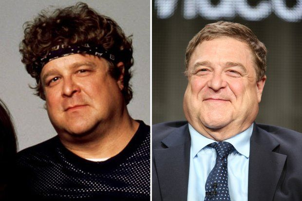 """Darsteller damals und heute: John Goodman - """"Daniel """"Dan"""" Conner"""" """"Roseannes"""" Mann wird von John Goodman verkörpert, seit 2013 hat er einen Stern auf dem """"Walk of Fame"""" und ist nicht mehr aus der Filmlandschaft wegzudenken."""