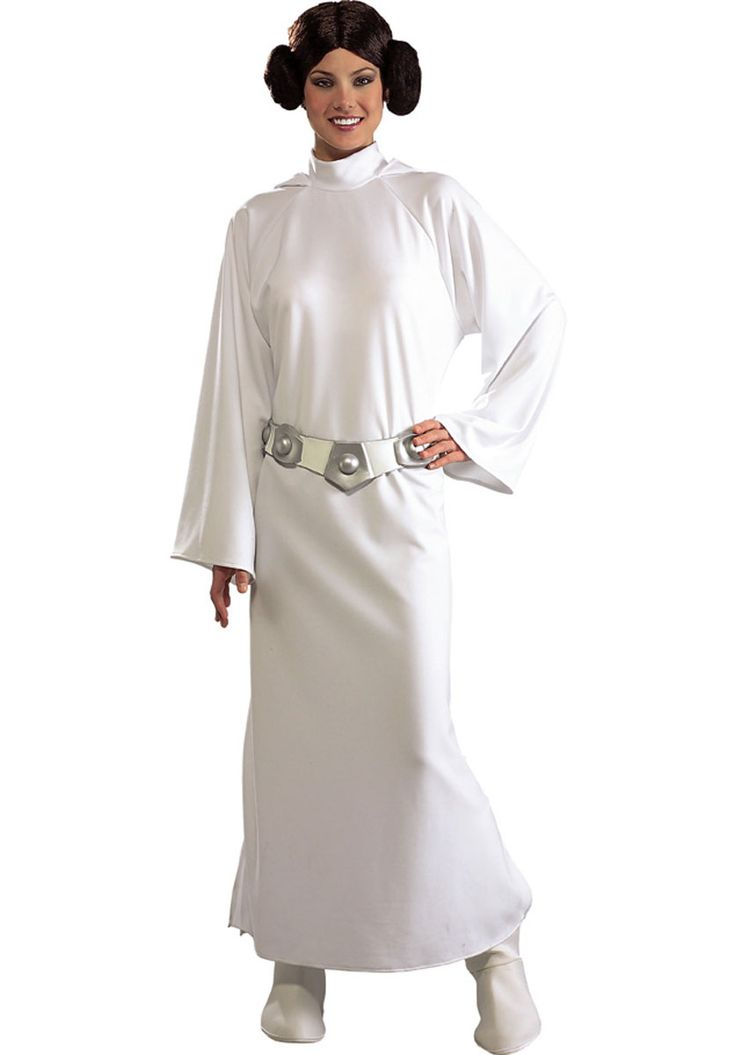 Princess Leia was the costume pick of the week between the 4th-10th January 2015.