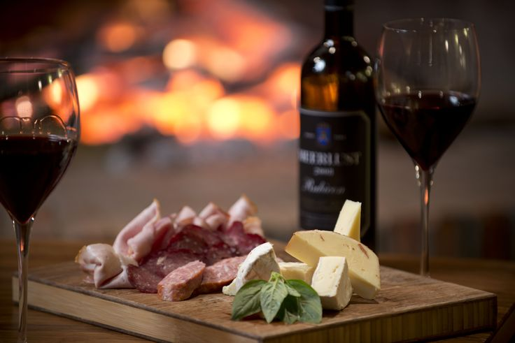 For the love of good wine and food!