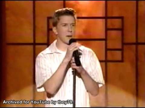 Nick Swardson on Comedy Showcase (1995)