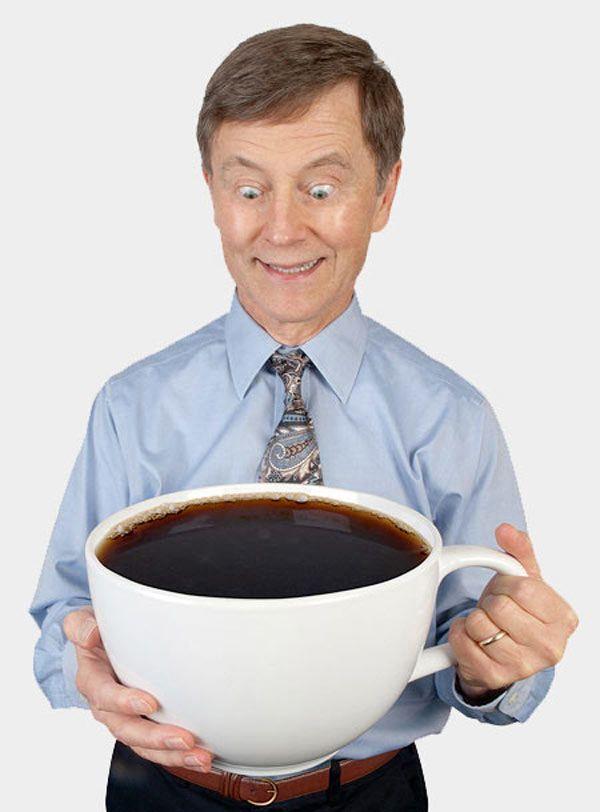 Taza Gigante de Café