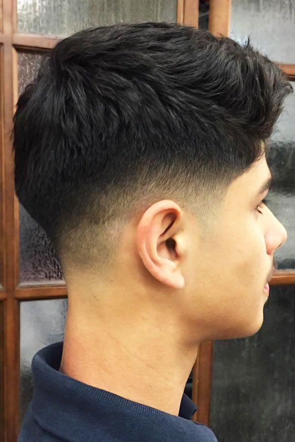 Low Blowout : blowout, Haircut, Guide, Styling, Ideas, ✂️│MensHaircuts.com, Haircut,, Faded