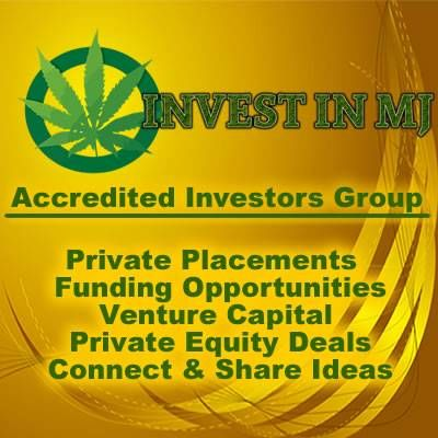 How #Accredited #Investors Should Follow The #Marijuana #Trend - Invest in MJ Blog - Investing In Marijuana