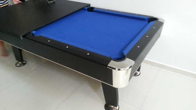 Alluring Convertible Pool Table Singapore Dining Table