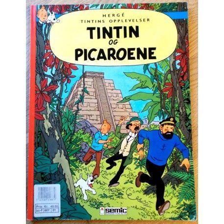 Tintin: Nr. 4