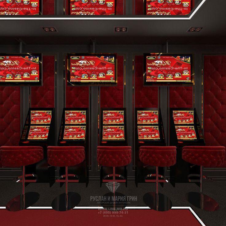 Фото интерьера игрового зала