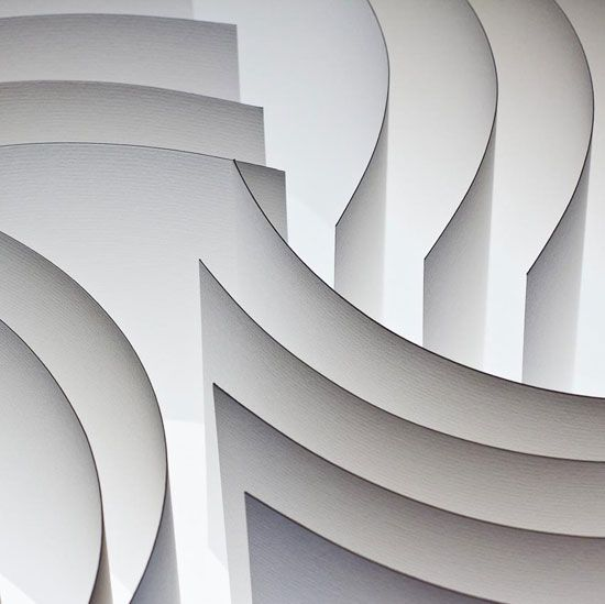Paper Abstract Photography
