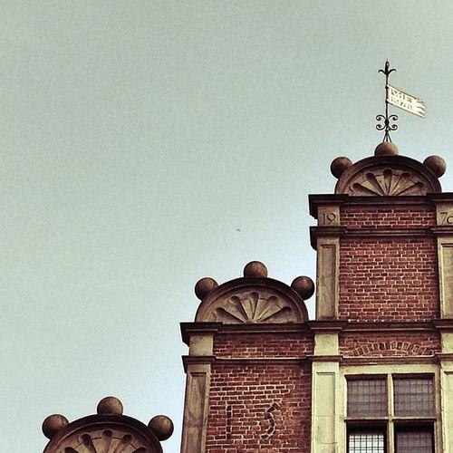 https://flic.kr/p/ejB68B | Renaissance-Giebelfront von 1583  #rothenburg #münster #giebelfront #patrizier #haus #historisch #1583