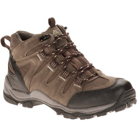 Ozark Trail Ladies Hiking Boot, Beige