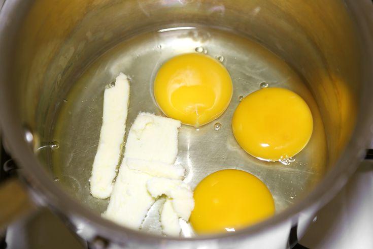 Gordon Ramsey Scrambled Eggs!