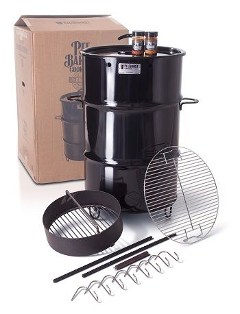 You'll be flabbergasted as you create one perfectly smoked delicacy after another with little more effort than preparation. Fully assembled for under $300.