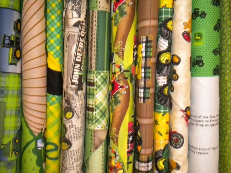 John Deere Room! See More.  Http://www.ilovesewingonline.com/shop/Fabric/Novelty/