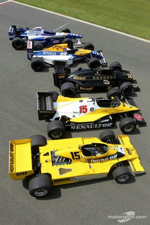 Turbo Renaults