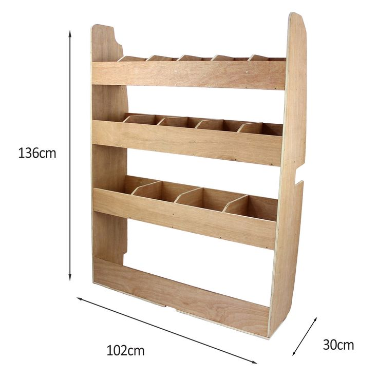 Give your van a bit of TLC and reclaim that floor space with a plywood van racking unit from Monster Racking. Organise everything from tools to fixings across the three shelves of this van rack, so you can find exactly what you're looking for every time you open up the van. | eBay!