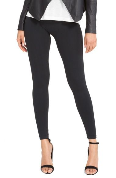 SPANX® Look at Me Now' Seamless Leggings available at #Nordstrom