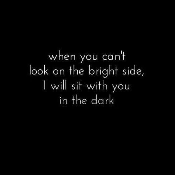 Light And Dark Quotes Stunning I'll Always B There For Those I Luv Mental Programming