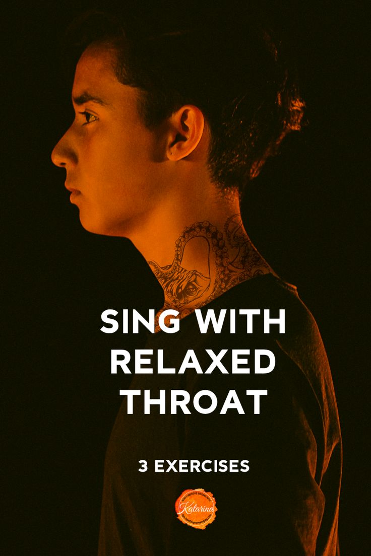 Strained Throat From Singing | Learn singing Singing ...