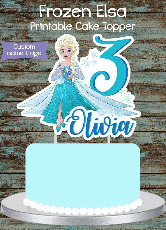 48 Best Disney Frozen Birthday Party Images On Pinterest