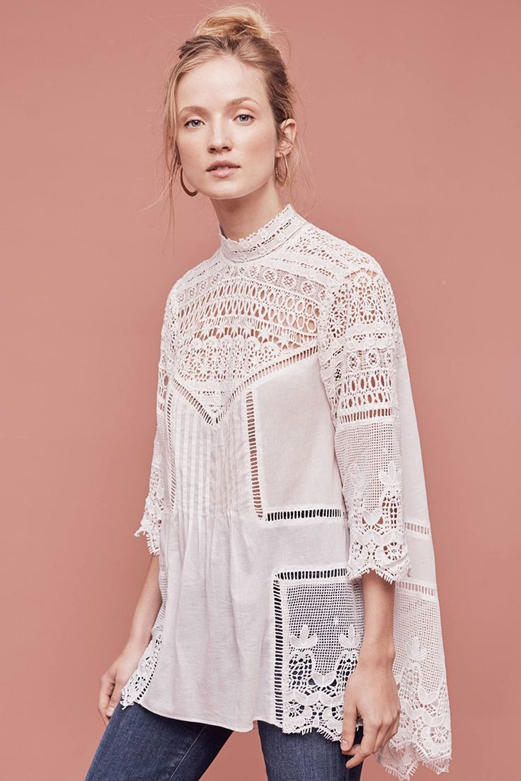 221 best Tunics images on Pinterest   Tunics, Blouses and Clothing