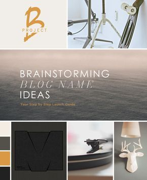 Get Creative Brainstorming Blog Name Ideas In 7 Steps