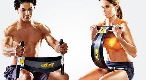 Modello ABS Advanced Body System senza Palla Gonfiabile. L'ABS è divertente, veloce e funziona!!! Potrai eliminare il grasso, definire muscoli e tonificare il tuo corpo. Questo design rivoluzionario, tonifica addominali, cosce, polpacci, braccia e glutei.Per saperne di piu venite a trovarci nel sito con offferte veramente speciali e con tanti attrezzature!!!
