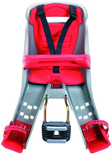 Peg Perego Orion Grey/Red Front Mount Child Seat Peg Perego