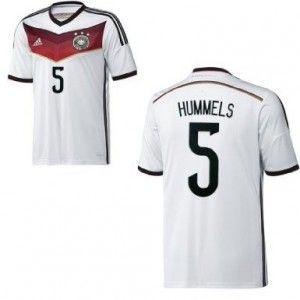 WM DFB Trikot Mats Hummels