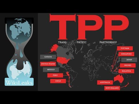 America's Most Wanted Secret – Wikileaks is Raising $100K Reward for Leaked Drafts of the TPP | Liberty Blitzkrieg