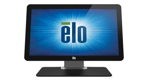 "Elo Touch E396119 2002L Projected Capacitive 19.5"" HD LED Touch Monitor, Mini-VGA/HDMI Video I/F, Multi-Touch, USB Touch Controller I/F, WW-Version, Zero-Bezel, Black. Anti-Glare, Black. Active matrix TFT LCD with LED backlighting. 19.5"" diagonal size. 16:9 aspect ratio. 1920 x 1080 native (optimal) resolution."